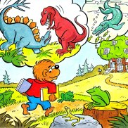 The_Berenstain_Bears_-_the_Dinosaurs_Page_08