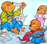 The_Berenstain_Bears_-_the_Dinosaurs_Page_14