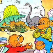 The_Berenstain_Bears_-_the_Dinosaurs_Page_16