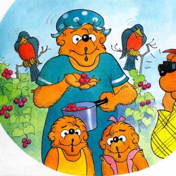 pucker-bears